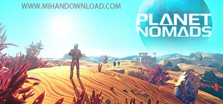 Planet Nomads icon دانلود بازی ماجرایی سیاره نومادز Planet Nomads