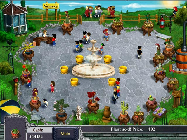 Plant Tycoon screen دانلود بازی Plant Tycoon برای کامپیوتر
