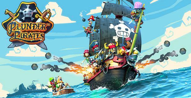 Plunder Pirates دانلود بازی استراتژیکی دزدان دریایی Plunder Pirates 2.0.1 اندروید + دیتا