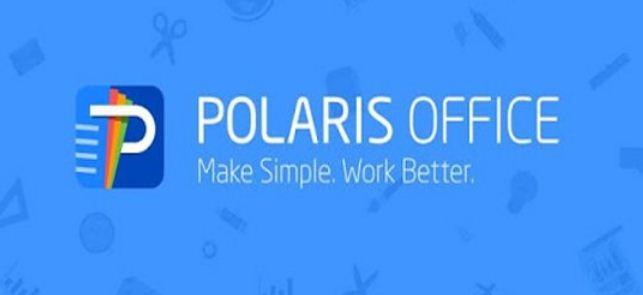 Polaris دانلود نرم افزار پلاریس آفیس آندروید