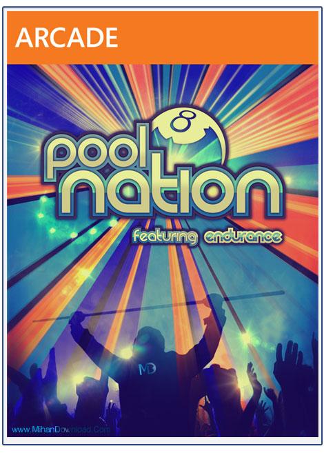 Pool Nation 1 دانلود بازی Pool Nation بیلیارد
