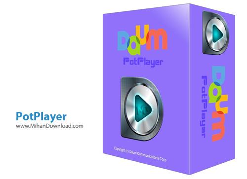 PotPlayer نرم افزار پخش فایل های ویدیویی PotPlayer 1 5 44465