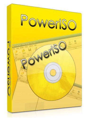 PowerISO1 دانلود PowerISO 6.1 DC 1.12.2014