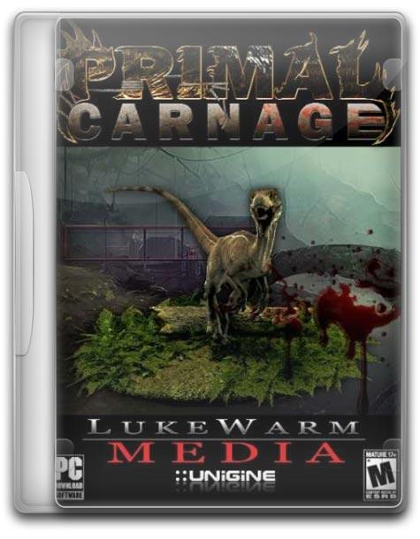 Primal Carnage Extinction Alpha 1 دانلود بازی Primal Carnage Extinction Alpha