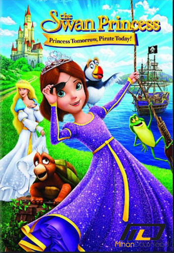 Princess Tomorrow Pirate Today 2016 دانلود انیمیشن Princess Tomorrow Pirate Today 2016