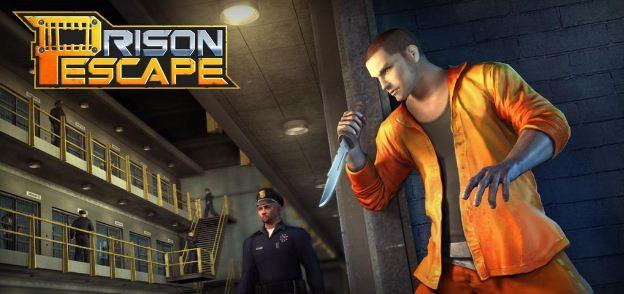 Prison Escape 1 دانلود بازی Prison Escape برای آندروید
