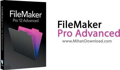Pro Advanced دانلود نرم افزار ایجاد و مدیریت پایگاه داده FileMaker Pro Advanced v13 0 1 194