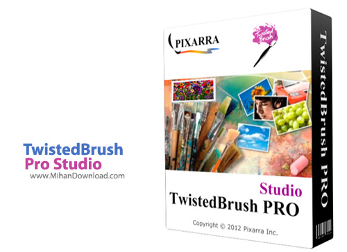 Pro Studio1 دانلود TwistedBrush Pro Studio 22.01 نرم افزار طراحی تصاویر دیجیتال