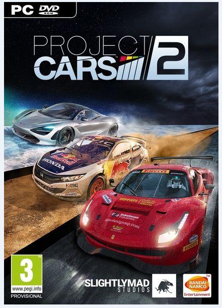 Project CARS 2 1 دانلود بازی Project CARS 2 برای کامپیوتر