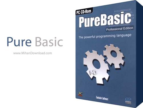 PureBasic v5.00 نرم افزار برنامه نویسی مبتنی بر بیسیک PureBasic v5 00