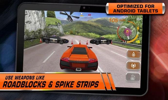Pursuit  دانلود بازی اتومبیل رانی Need for Speed Hot Pursuit 1.0.89 اندروید