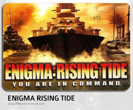 QWE2 دانلود بازی Enigma Rising Tide برای کامپیوتر