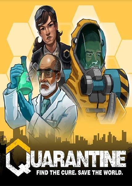 Quarantine 1 دانلود Quarantine بازی قرنطینه برای کامپیوتر