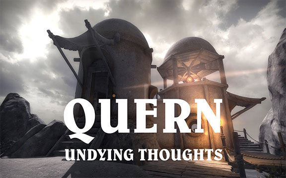 Quern.Undying.Thoughts 1 دانلود بازی معمایی Quern Undying Thoughts برای کامپیوتر