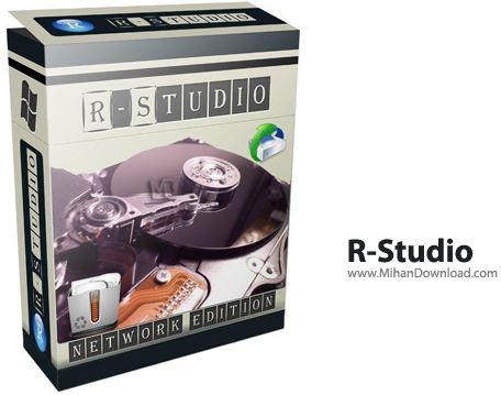 R Studio نرم افزار بازیابی اطلاعات از دست رفته R Studio 7 2 Build 154997 Network Edition