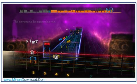 ROCKSMITH 2014 MULTI 6 INCL DLC 3 دانلود بازی Rocksmith 2014شبیه ساز راک