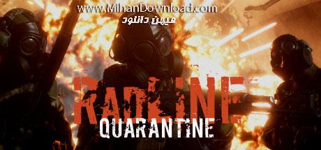 RadLINE Quarantine icon دانلود بازی RadLINE Quarantine قرنطینه رادلاین برای کامپیوتر