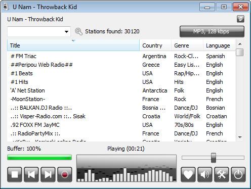 RadioSure  دانلود RadioSure 2.2.1044 نرم افزار پخش رادیو