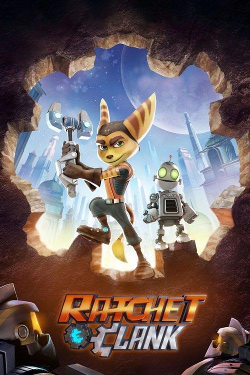 Ratchet Clank 2016 2222222222222 دانلود انیمیشن راچت و کلانک  Ratchet & Clank 2016