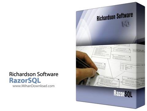 RazorSQL نرم افزار مدیریت پایگاه داده اس كيو ال RazorSQL 6 3 4