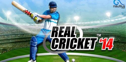 Real Cricket2 دانلود بازی کریکت Real Cricket 14 2.18 اندروید