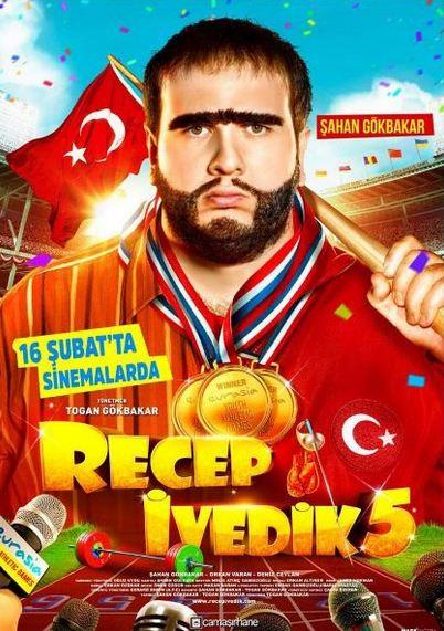 Recep Ivedik 5 2017 1 دانلود فیلم Recep Ivedik 5 2017