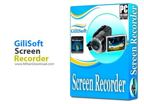 Recorder 1 دانلود GiliSoft Screen Recorder 4 2 0 Final نرم افزار فیلم برداری از صفحه نمایش