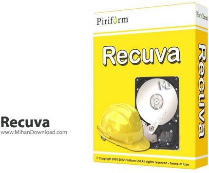 Recuva نرم افزار بازیابی اطلاعات Recuva Professional 1 51 1063