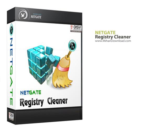 Registry Cleaner دانلود NETGATE Registry Cleaner 6 0 205 0 نرم افزار بهینه سازی ریجستری