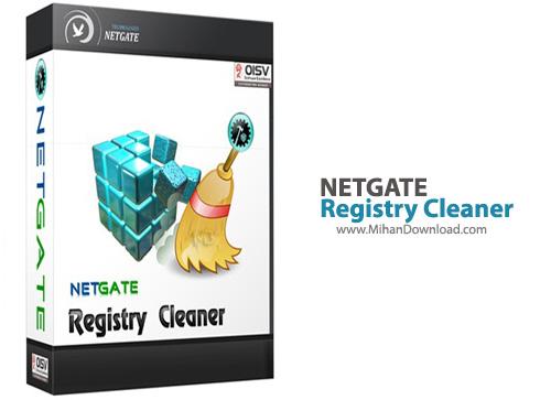 Registry Cleaner2 نرم افزار بهینه ساز ریجستری NETGATE Registry Cleaner 6 0 505 0