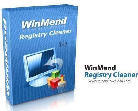 Registry Cleaner4 نرم افزار بهینه سازی رجیستری WinMend Registry Cleaner 1 6 8 0
