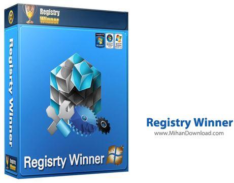 Registry Winner نرم افزار تعمیر و بهینه سازی ریجستری Registry Winner 6 8 3 12