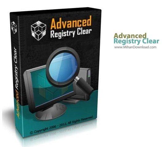 Registry دانلود Advanced Registry Clear 2 3 7 8 نرم افزار بهینه سازی ریجستری