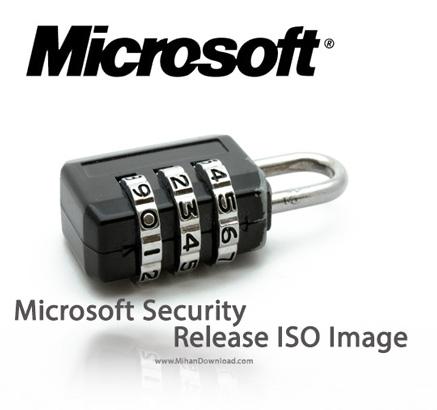 Release ISO Image دانلود آخرین بسته امنیتی مایکروسافت Microsoft Security Release ISO Image January 2014