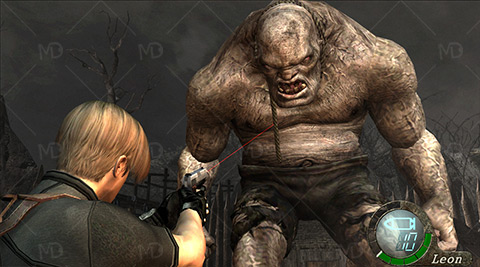 Resident Evil 4 2 دانلود بازی قدیمی شهر ترس Resident Evil 4