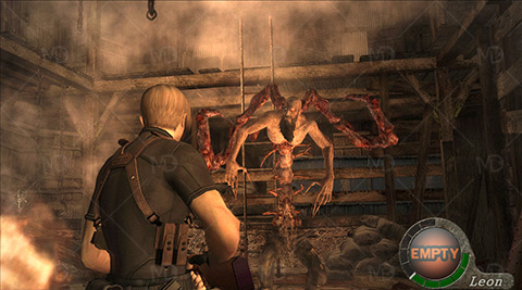Resident Evil 4 3 دانلود بازی قدیمی شهر ترس Resident Evil 4