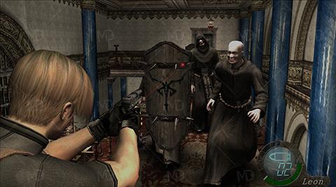Resident Evil 4 4 دانلود بازی قدیمی شهر ترس Resident Evil 4