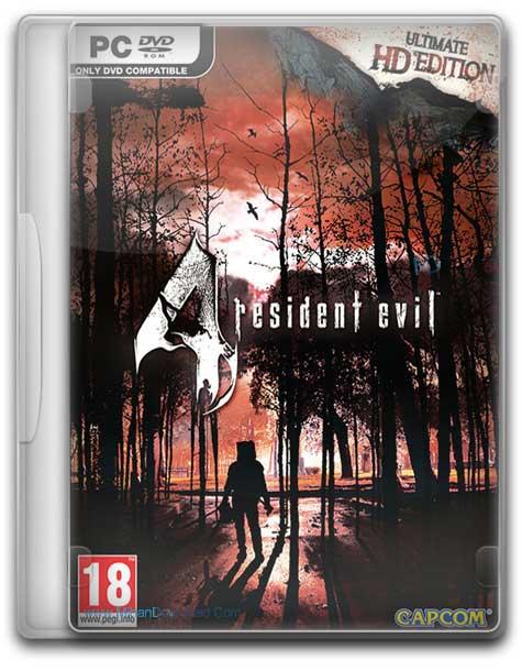 Resident Evil 4 دانلود بازی قدیمی شهر ترس Resident Evil 4