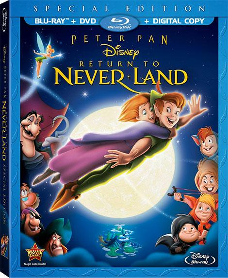 Return to Never Land 2002 دانلود دوبله فارسی انیمیشن Return to Never Land 2002