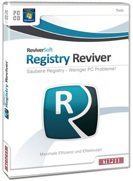 ReviverSoft  دانلود ReviverSoft Registry Reviver 4.2.2.6 نرم افزار بهینه سازی رجیستری