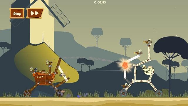 Rigonauts screen دانلود بازی Rigonauts برای کامپیوتر