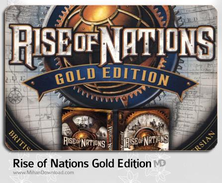 Rise of Nations Gold Edition دانلود بازی Rise of Nations برای کامپیوتر