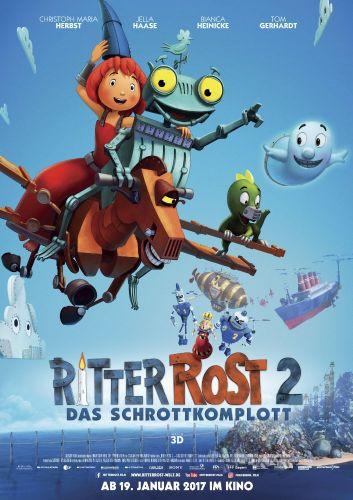 Ritter Rost دانلود انیمیشن Ritter Rost 2: Das Schrottkomplott 2017