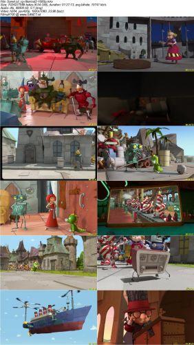 Ritter Rostg دانلود انیمیشن Ritter Rost 2: Das Schrottkomplott 2017
