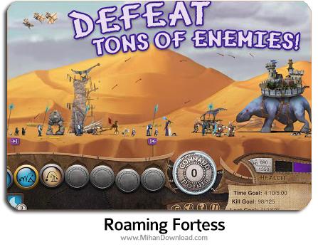 Roaming Fortess دانلود بازی Roaming Fortess برای کامپیوتر
