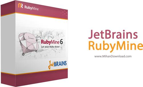 RubyMine دانلود نرم افزار برنامه نویسی روبی JetBrains RubyMine v6 0 1