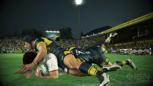 Rugby League Live 2 World Cup Edition PAL XBOX360 2 دانلود بازی مسابقات راگبی Rugby League Live 2 World Cup Edition