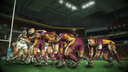 Rugby League Live 2 World Cup Edition PAL XBOX360 5 دانلود بازی مسابقات راگبی Rugby League Live 2 World Cup Edition