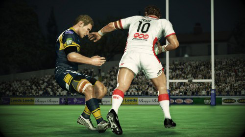 Rugby League Live 2 World Cup Edition PAL XBOX360 6 دانلود بازی مسابقات راگبی Rugby League Live 2 World Cup Edition