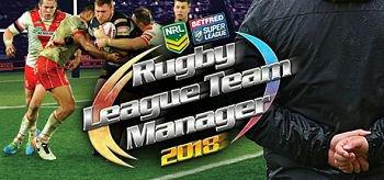 Rugby League Team Manager 2018 1 دانلود بازی مدیریت تیم راگبی برای کامپیوتر